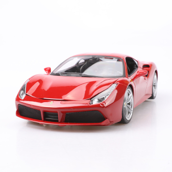 Bimeigao 488gtb model alloy sports car model car models