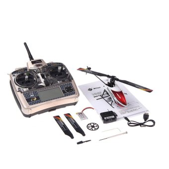 Black Shop International V966 Power Star 1 6Ch 2.4G 3D FlybarlessRc Helicopter - intl Price Philippines
