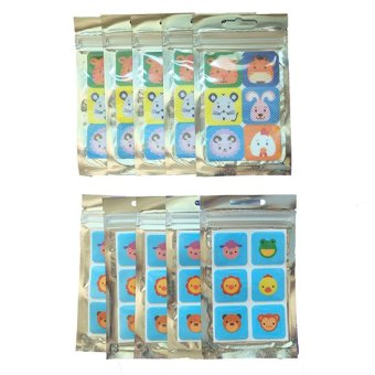 Boys Collection Mosquito Patch (Set of 10) Price Philippines