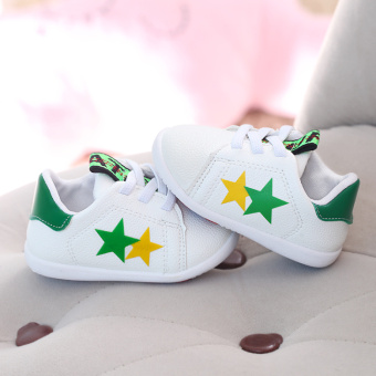 Breathable male girls non-slip soft bottom Baby Shoes, toddler shoes