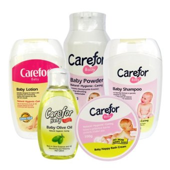 Carefor Baby Care Set 1 Price Philippines