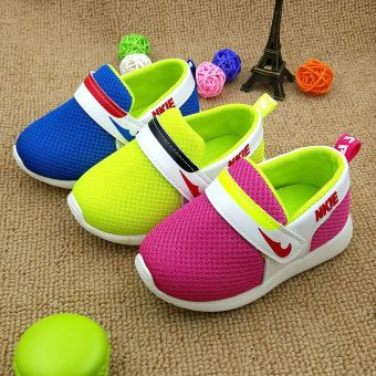 Casual soft bottom boy's girls Baobao toddler shoes Spring and Autumn children's shoes