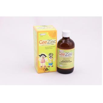 CeeZinc Vitamin C and Zinc 120mL Syrup