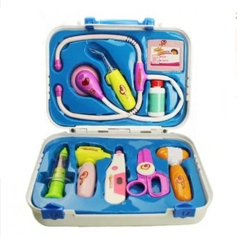 Children's hand-medical tool box