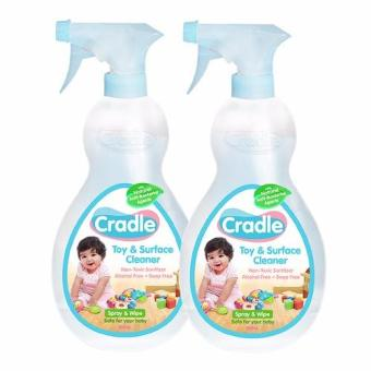Cradle Toy & Surface Cleaner (2 x 500ml) Price Philippines