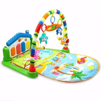 =ABS=Discover 'n Grow Kick and Play Piano Activity Play Gym