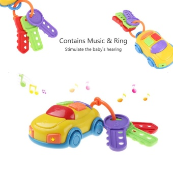 Early Learning Intelligence Baby Music Car Toy - intl Price Philippines