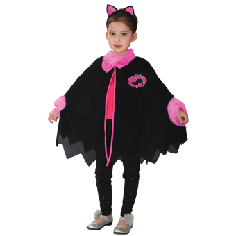 EOZY Child Animal Cosplay Cloak Cat Costume Carnaval PerformanceClothes Kids Halloween Costumes For Girls Dress -L Price Philippines