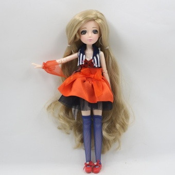 Fortune days doll name by Xiaojing JOINT body Toy Gift Factory Blyth BJD - intl ...
