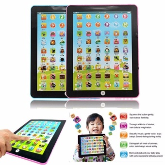 Fudun Kid Learning Educational Pad Computer Mini Tablet Toy - intl Price Philippines