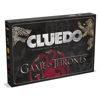 Game of Thrones Cluedo Game - intl Price Philippines