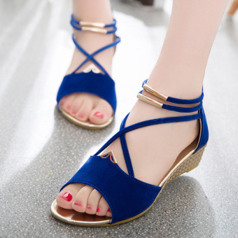 Girls Stylish Peep Toe High Heel Sandals