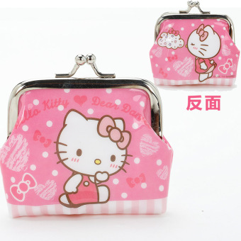 Hello Kitty children's young student's purse wallet