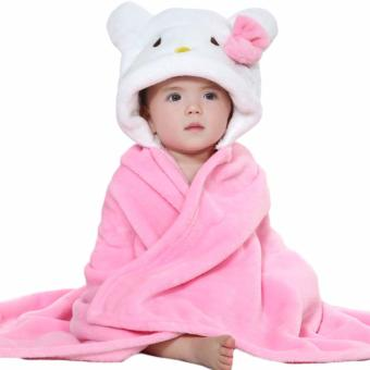 Hooded Towel Children Baby Bath Towel