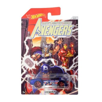 Hot Wheels Avengers 3 - Pony-up