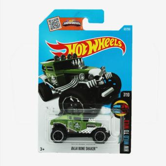 Hot Wheels Baja Bone Shaker HW Mild to Wild