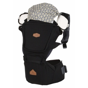 I-Angel Big Size Hipseat Carrier (Black)