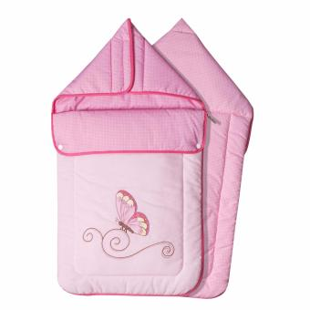 Baby Sleep Sack with Hood- Nest Bag Hood (Butterfly) Price Philippines