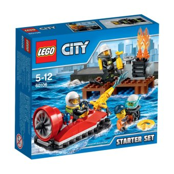 Harga LEGO City Fire Starter Set