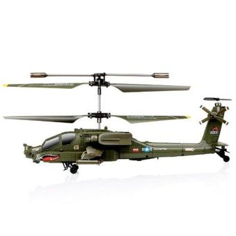 Harga Syma S109G 3.5 Channel RC Helicopter with Gyro - intl