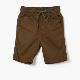 Harga Just Jeans Boys Drawstring Bermuda Shorts (Green)