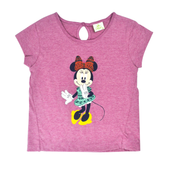 Harga Mickey Mouse Blouse (Pink)