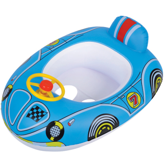 Jilong Race Car Kiddie Rider (Blue) Price Philippines