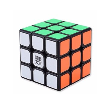Harga Rubik's Moyu Hualong Magic Cube 3x3x3 Puzzles Black Body YJ8232