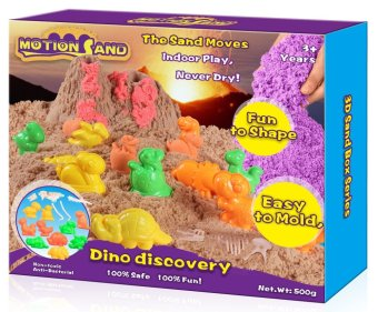 Harga Motion Sand 3D Sand Box (Dino Discovery)