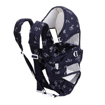 PAlight Multifunctional Comfort Baby Backpack Sling (Blue) Price Philippines