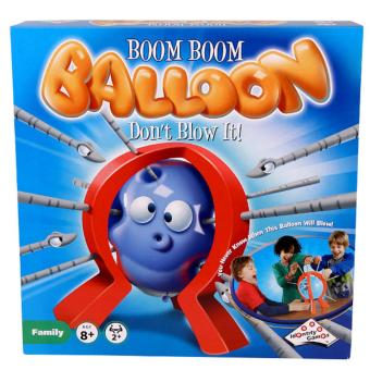 Booming Balloon Game Family Fun Strategy Board Game Educational Games Price Philippines