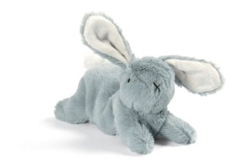 Harga Mamas and Papas Welcome to the World Soft Toy Grey Bunny
