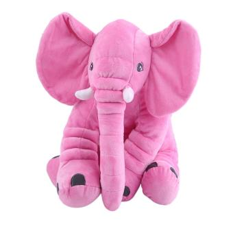 OH Stuffed Animal Cushion Kids Baby Sleeping Soft Pillow Toy Cute Elephant 28x33cm - Intl Price Philippines