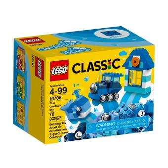 Harga LEGO Classic Blue Creativity Box