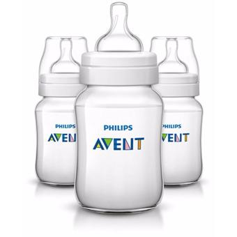 Philips Avent Classic Plus Baby Bottles, 9 Ounce (3 Pack) Price Philippines