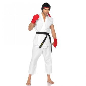 Harga Street Fighter Ryu Adult Costume (Medium)