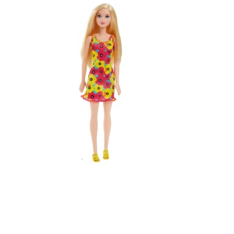 Harga Barbie Basic Doll (DVX87)