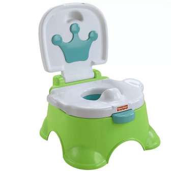 Harga Fisher-Price Royal Stepstool Potty