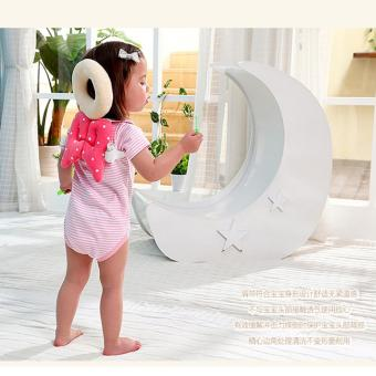Baby Head Protection Pad Pillow With Angel Cute Wings - intl Price Philippines