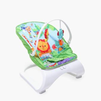 Harga Baby Company Lion Bouncer (Green)