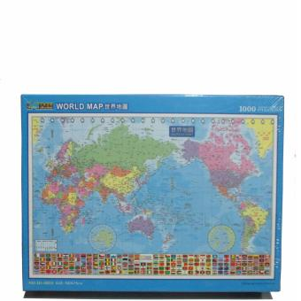 Taiwan Puzzle 1000 World Map Price Philippines
