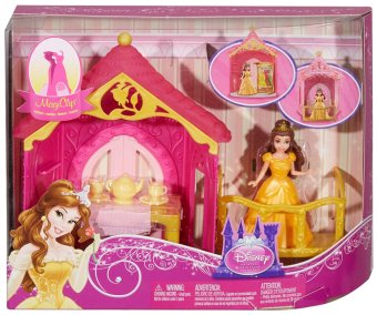 Disney Little Kingdom Magic Clip Room - Belle Price Philippines