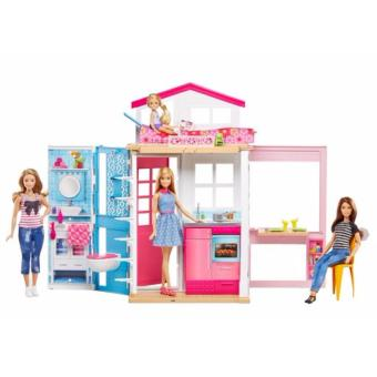 Barbie® 2-Story House & Doll Price Philippines