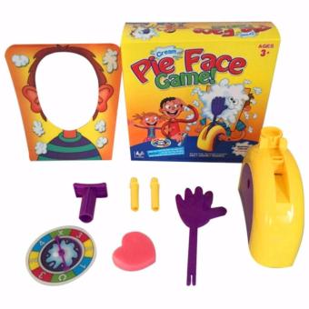 Pie Face Game Board FamilyToys Rocket Games Fun Christmas Gift Price Philippines