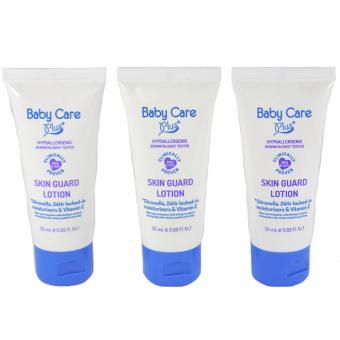 Baby Care Plus Skin Guard Lotion Set of 3 50mL Price Philippines