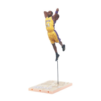 Harga McFarlene NBA Series No. 20 Kobe Bryant Action Figure (Yellow)