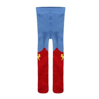Harga EOZY Unisex Baby Kids Cotton Tights Spell Color Pantyhose Infant Stockings (Red) - intl