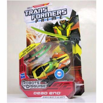 "Hasbro 653569744757 Transformers Prime ""Dead End"" Action Figure ORIGINAL* Price Philippines"