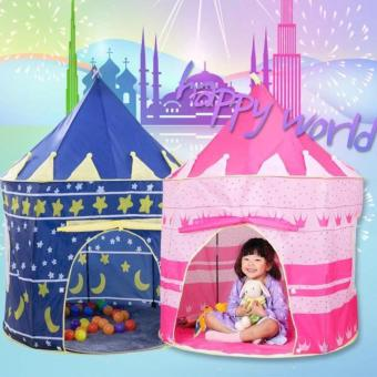 Harga QF castle tent Set of 2 (Multicolor)