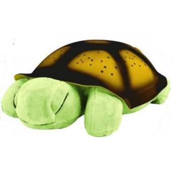 Harga Plush Twilight Turtle Night Light (Green)